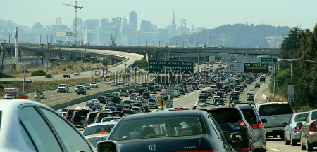 jam oakland bay bridge