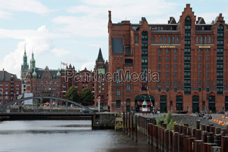 kanal muzeum hamburg laba miejsce pamieci