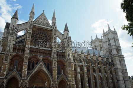 kosciol drzewo katedra londyn anglia opactwo