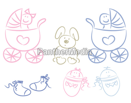 baby set graphic