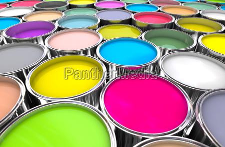 farba moze kolory tla