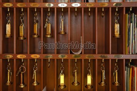 klucze, hotelowe - 4436365