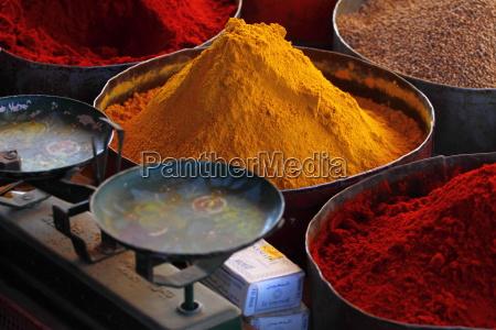 maroko tradycyjnym rynku
