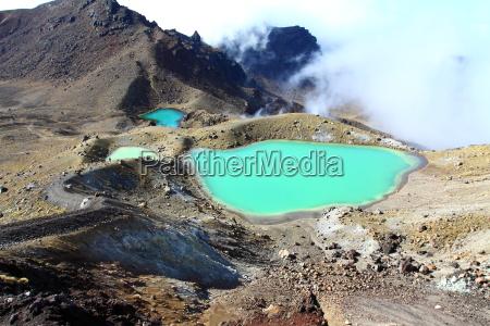 niebieski slynny park dziczyzna dzika turystyka