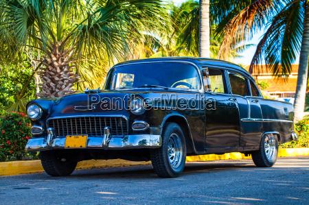american classic samochodow w kubie