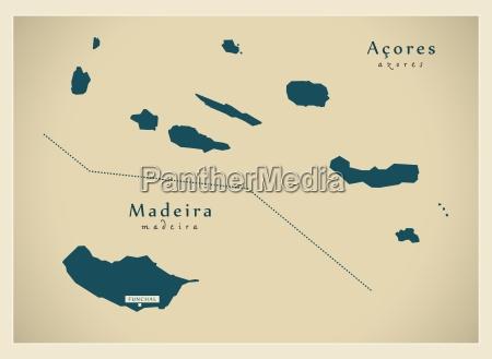 nowoczesne nowoczesna europa portugalia regionu prowincja