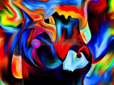 umowa sztuka kompozycja kolor model wschodzacych