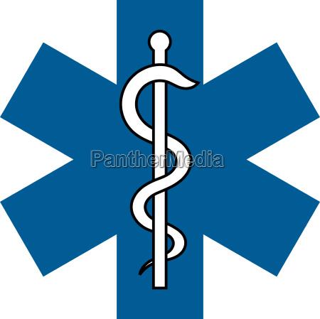 lekarz medyk doctor medyczny tarcza sygnal