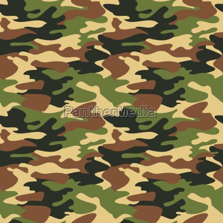 camouflage wzor tla bez szwu wektora