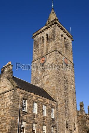 niebieski wieza architektonicznie religia kolor kamien